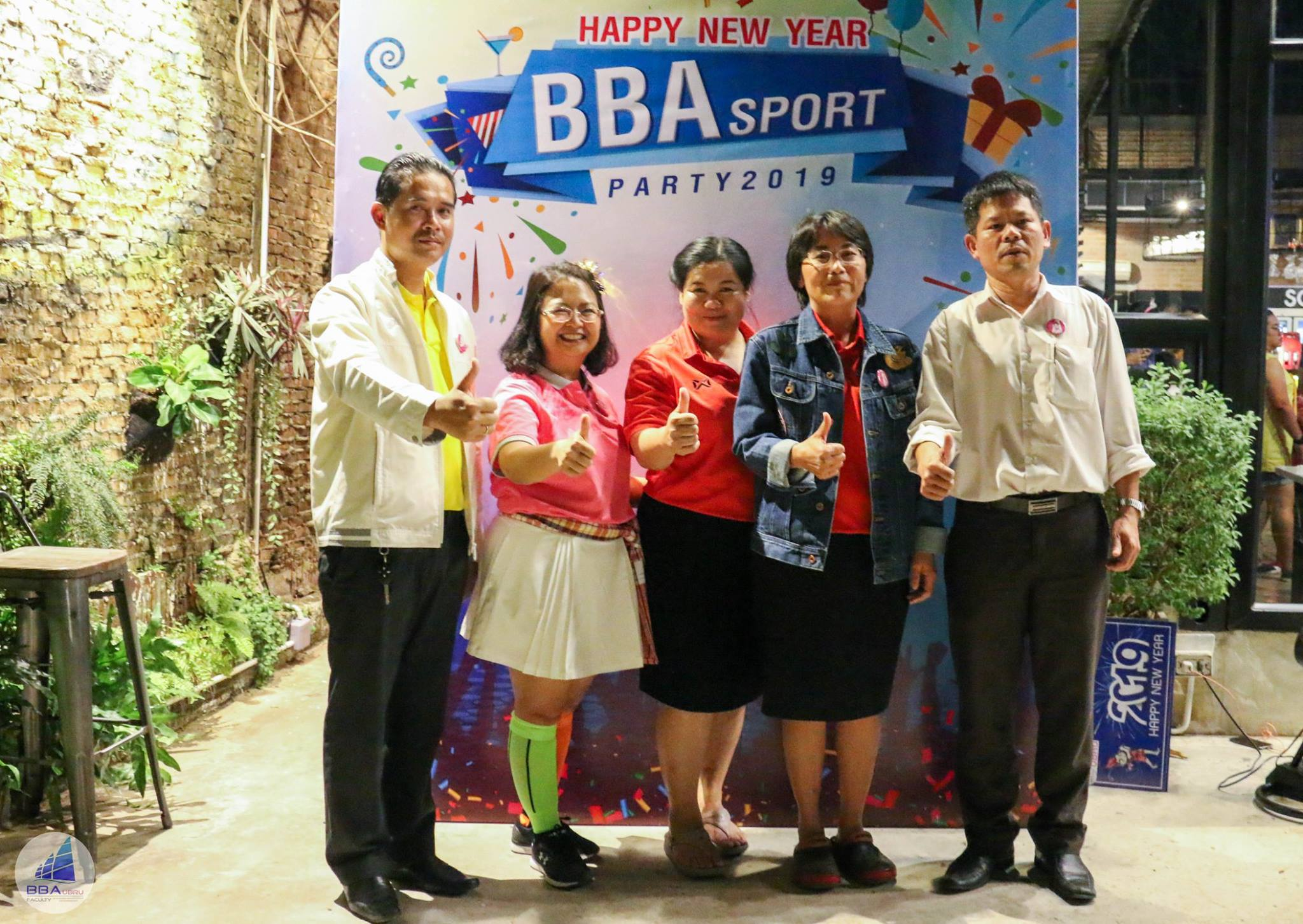 BBA Sport party 2019